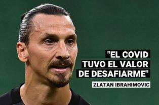 AC Milan: Zlatan Ibrahimovic dio positivo al coronavirus, según informó el club