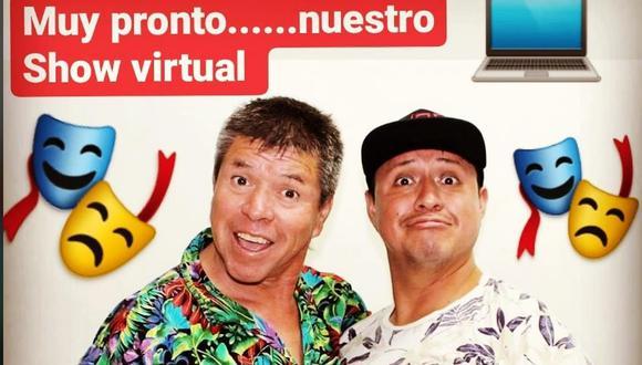 Cómicos hacen show virtual 'De tal palo, tal astilla'