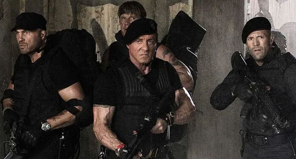 """Sylvester Stallone ya está trabajando en la cuarta entrega de """"Los Indestructibles"""". (Foto: Lionsgate)"""