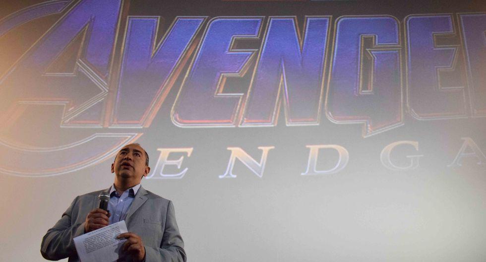 """Los directores de """"Avengers: Edgame"""", los hermanos Joe y Anthony Russo, dijeron que sería """"una gran emoción"""" superar el récord de """"Avatar"""" (Fotos: Luis Pino Robles)"""