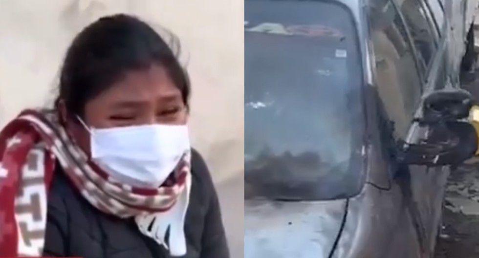 Arequipa: Queman autos y envenenan a mascotas de Celia Capira, la mujer que corrió tras Vizcarra