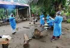 Loreto: Entregan camas hospitalarias y medicinas a comunidades nativas para enfrentar al COVID-19