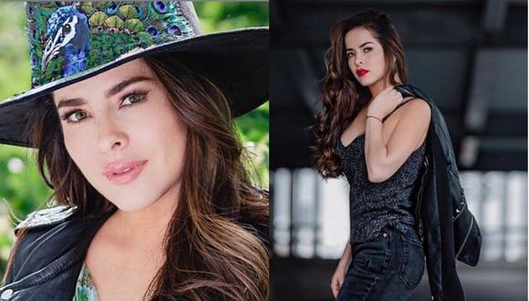La actriz Danna García de la telenovela 'Pasión de gavilanes'. (Fotos: Instagram)