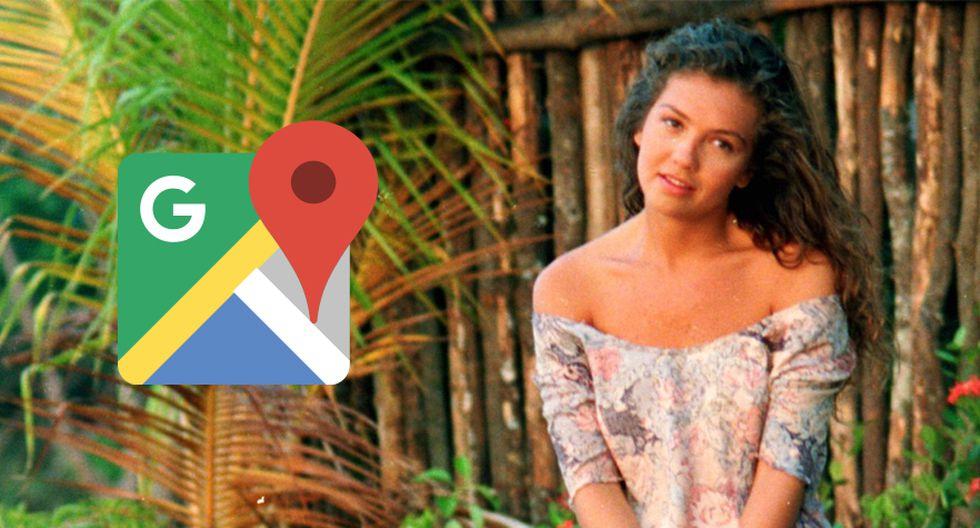 ¿Recuerdas la novela 'Marimar'? Google Maps te enseña dónde se grabaron las escenas de mar y el intro. (Foto: Televisa)