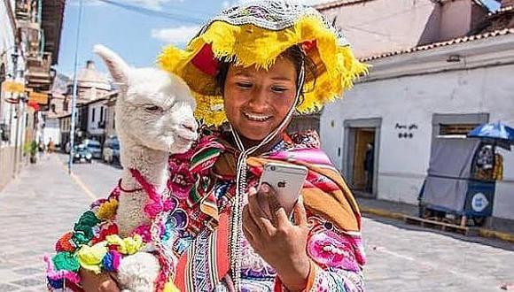 Cusco: Llevarán Internet de alta velocidad a 370 comunidades rurales de Cusco que beneficiará a más de 200 mil pobladores. (Foto Archivo GEC)