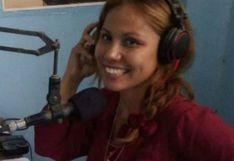 Cadáver de periodista desaparecida fue encontrado enterrado en pastizal en Loreto