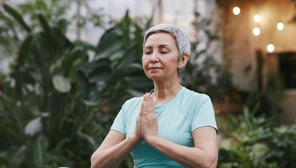 Meditación Mindfulness ayuda a superar secuelas mentales y emocionales por COVID-19 (Foto referencial)