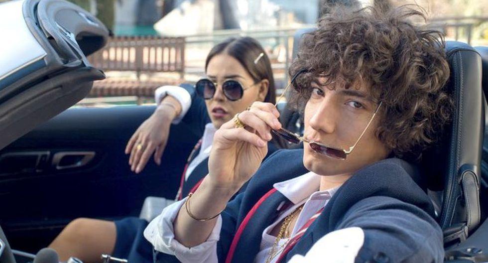 """Los protagonistas de """"Élite"""" han inspirado a sus fans con los mejores disfraces para Halloween (Foto: Netflix)"""