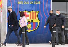 Barcelona: Allanan las oficinas del club tras escándalo del 'BarçaGate'