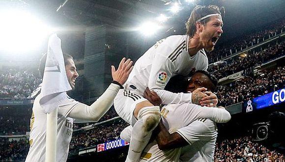 Real Madrid se unió a la lucha por el coronavirus. (Foto: Real Madrid)