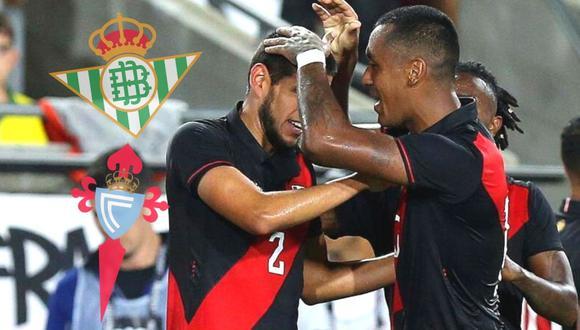 Luis Abram desata guerra entre Celta de Vigo y Real Betis  (Foto: EFE)