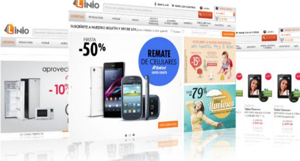 Peruanos compran cada vez más por Internet