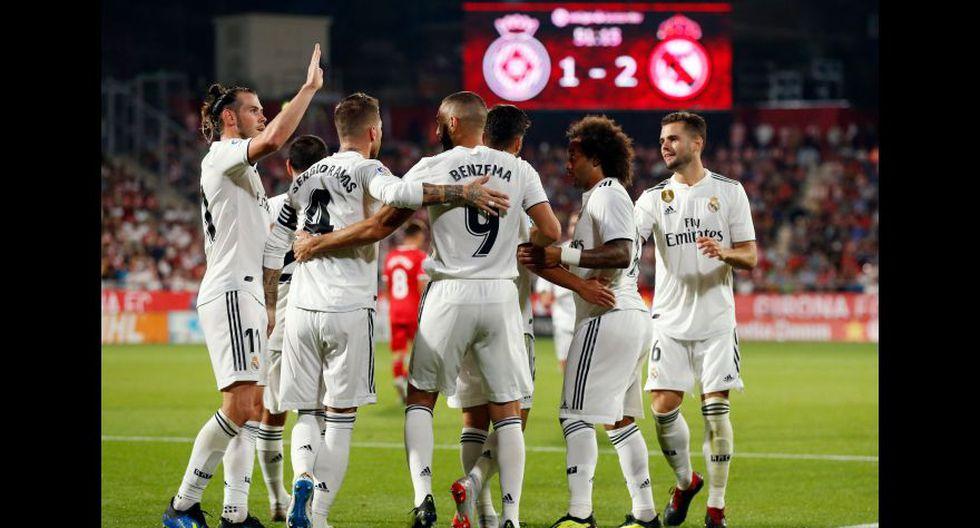 Bombo 1: Real Madrid (España). (Foto: AFP)