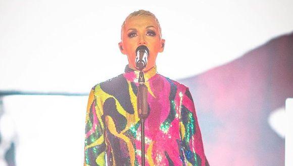 Ana Torroja ofrecerá este viernes un concierto virtual para todos sus fanáticos. (Foto: Instagram)