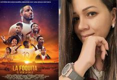 La 'Foquita' y la razón por la que no incluyó a Melissa Klug en su película