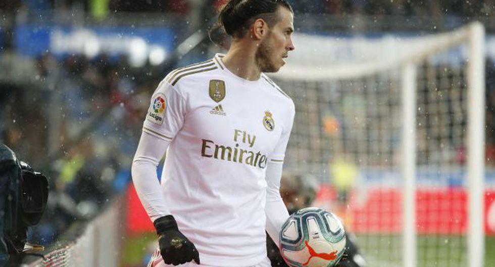 Gareth Bale respondió al rechazo y pifias de los hinchas en el Santiago Bernabéu con peculiar frase
