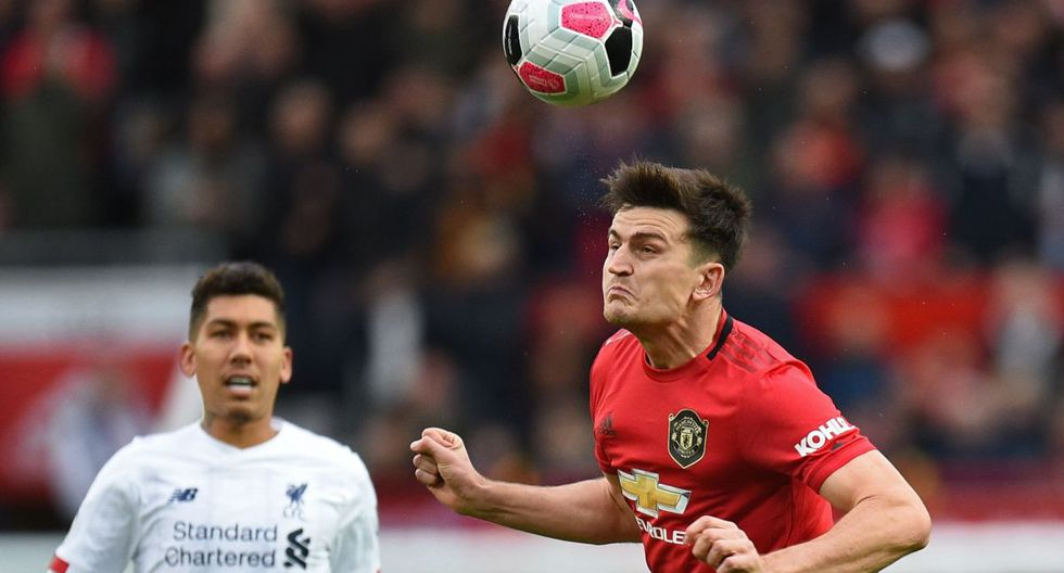Manchester United vs. Liverpool: Partido por la Premier League