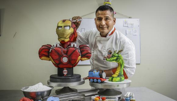 maestro pastelero