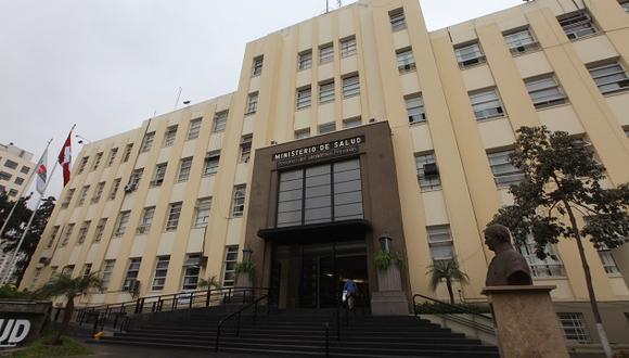 Ministerio de Salud oficializó renuncia mediante un decreto publicado en 'El Peruano'.
