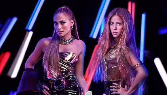 Jennifer Lopez y Shakira se presentarán en el Super Bowl 2020. (Foto: Instagram)