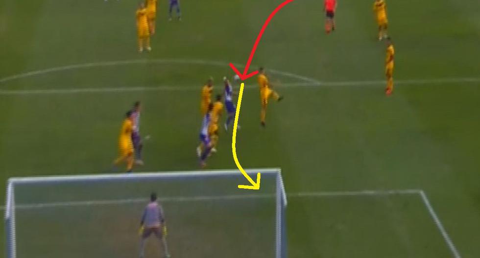 Alianza Lima vs Cantolao: Gol de Alejandro Hohberg