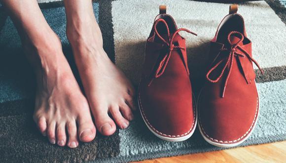 Una ampolla es consecuencia de un roce repetitivo con el calzado. (Foto: Pexels)
