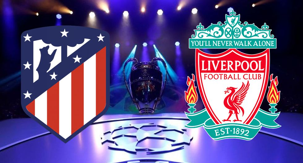 Atlético Madrid vs Liverpool: octavos de final ida de Champions League