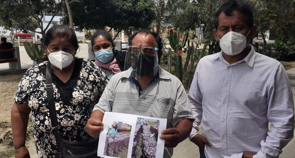 San Juan de Miraflores: Mujer y su banda roban camión con 42 toneladas de ajos