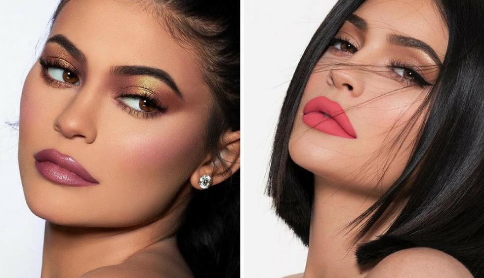 Kylie Jenner aparece en video sin maquillaje. (Fotos: Instagram)