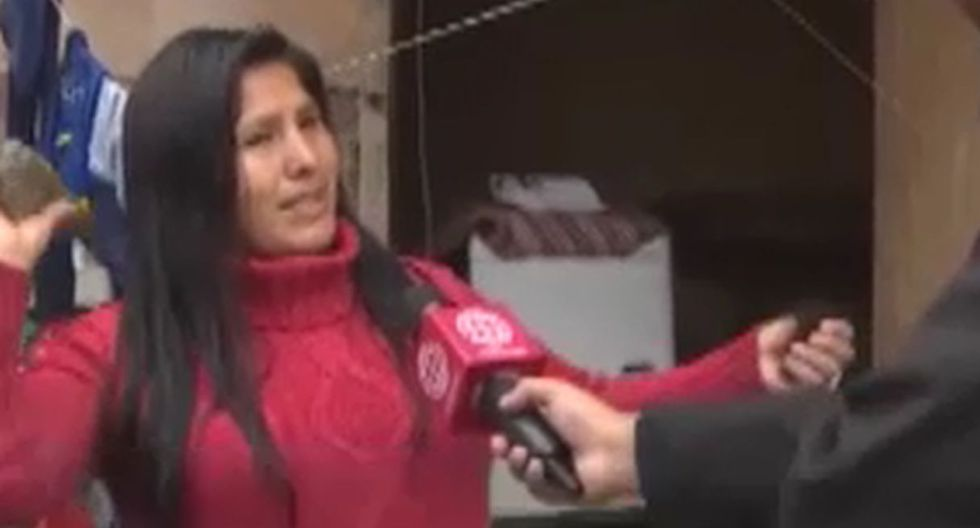 Elizabeth Gómez casi es asesinada a golpes por su exesposo, Miguel Pacheco. Foto: Captura de pantalla de Primera Edición