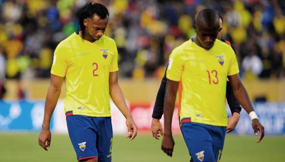 Mina y Valencia serán titulares ante la 'Blanquirroja' (AFP)