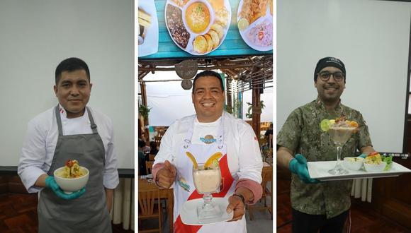 El Verídico de Fidel, La Gran Concha y el huarique de la tía Sofia estarán presentes en este evento gastronómico.  Foto: Trome.
