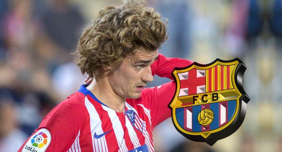 Barcelona niega pago de 120 millones por Antoine Griezmann