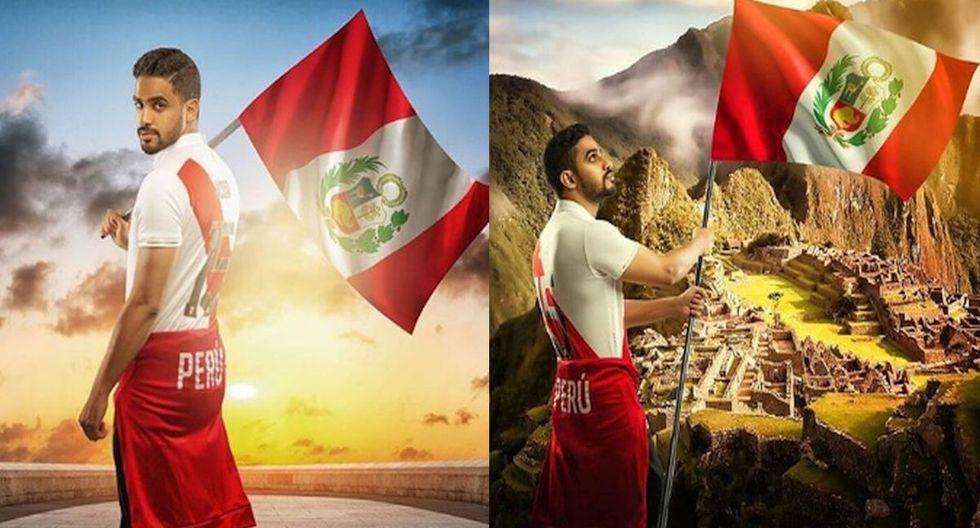 Millonario árabe busca novia peruana. (Instagram)
