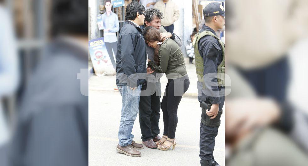 Foto 1: Policía mata a ladrón de 5 balazos en Chorrillos