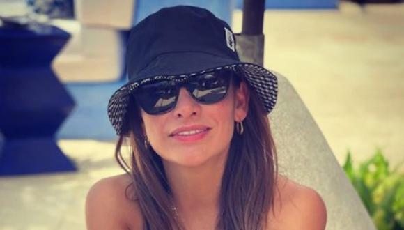 A la actriz Fabiola Campomanes se le vincula con un modeo español. (Foto: Fabiola Campomanes / Instagram)