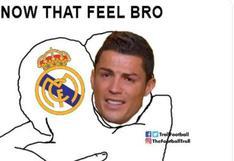 Juventus, con Cristiano, eliminado: los memes del adiós de la Champions   FOTOS