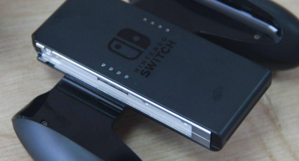 Nintendo Switch en Perú