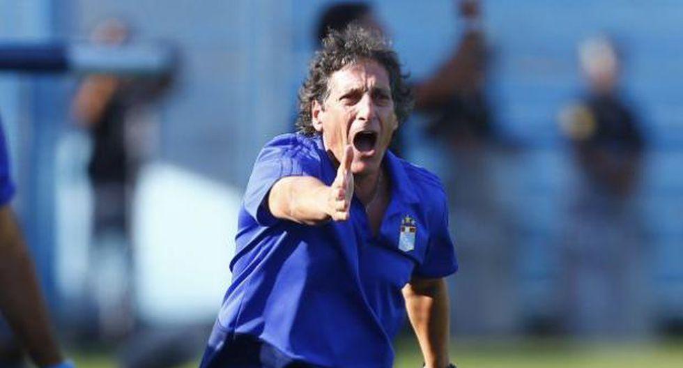 Mario Salas fue campeón con Sporting Cristal en 2018. (GEC)
