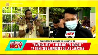 "Televidente de América Hoy troleó al 'Giselo' en vivo: ""Tú estás ahí para hacer chistes nomás"""