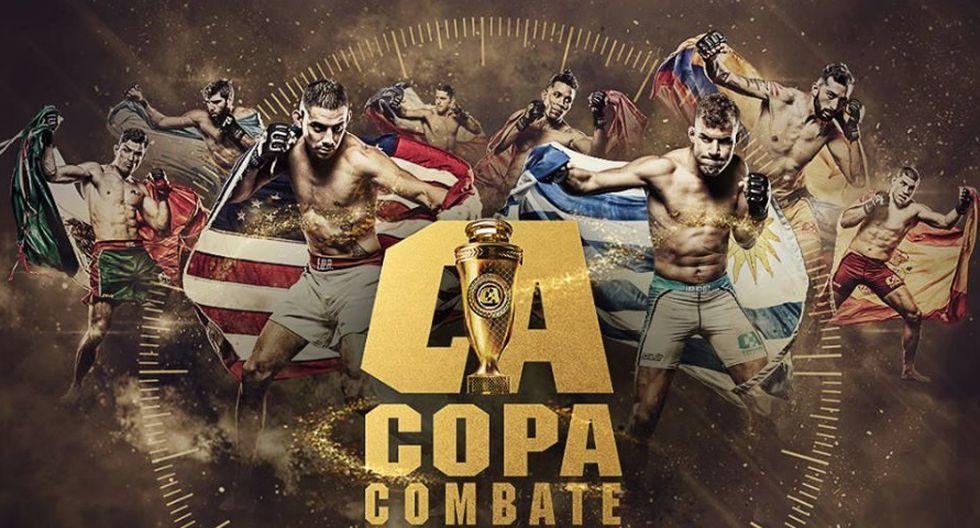 Todo listo para la segunda edición de la Copa Combate. (Combate Américas)