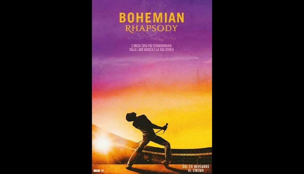 El Búho escribe sobre 'Bohemian Rhapsody', la película sobre  Freddie Mercury.