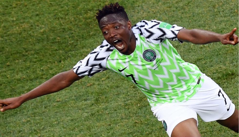 Nigeria vs Islandia Minuto a Minuto Juegan por el Grupo D del Mundial Rusia 2018 [Fotos: Agencias]