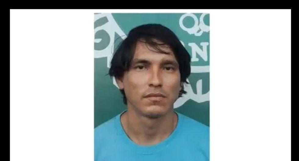 Pablo Juber Soncco Jilpa, de 27 años, fue detenido por la Policía Nacional por ser el presunto autor del crimen. (Foto: PNP)