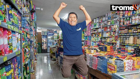 """Garry Victorio de 'MiniMarket Panchito': """"Hablo con mis clientes como si fueran mis amigos"""""""