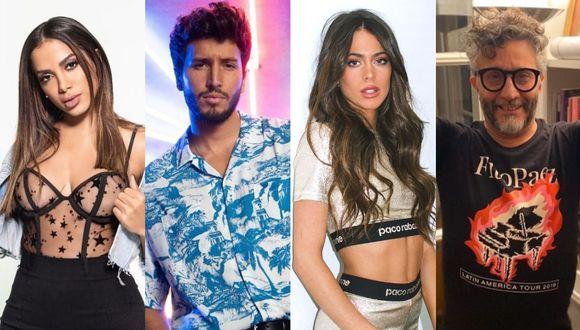 Copa Libertadores 2019: Anitta, Tini Stoessel, Sebastián Yatra y Fito Páez cantarán en la final en Lima