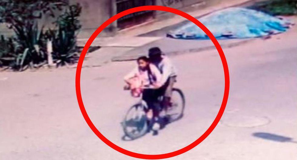 San Juan de Lurigancho: Encuentran bicicleta que utilizó 'asesino' de menor de 11 años
