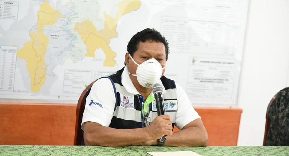 El pleno del Consejo Regional de Loreto aprobó las medidas planteadas por el gobernador Elisbán Ochoa. (Foto: Gobierno Regional de Loreto)