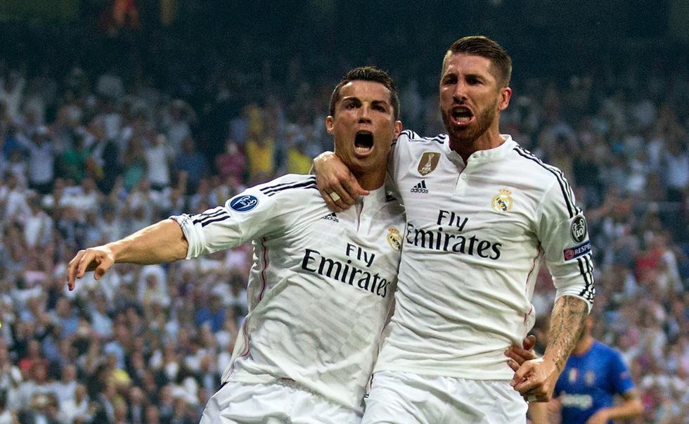 Cristiano Ronaldo a Juventus: Sergio Ramos se despide de CR7
