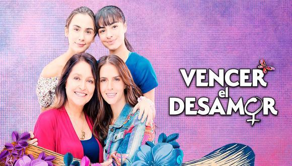 """""""Vencer el desamor"""" es una telenovela producida por Rosy Ocampo para Televisa en colaboración con Population Media Center en el 2020 (Foto: Televisa)"""